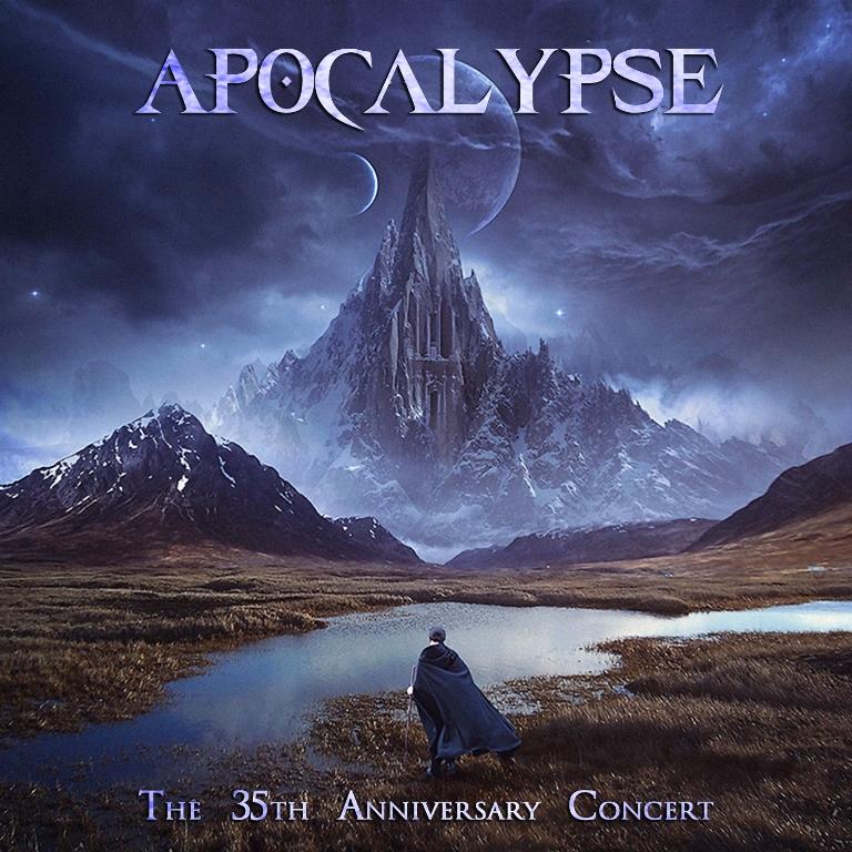 Apocalypse - Capa