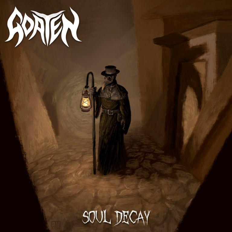 Goaten - Soul Decay - capa